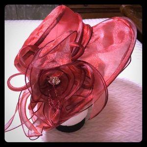 Tea Party hat/ Kentucky Derby lady's hat